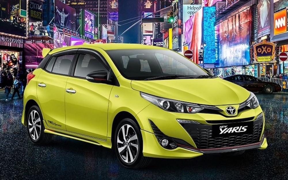 Toyota Yaris chính thức ra mắt với giá chỉ 230 triệu đồng