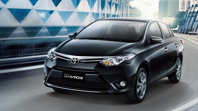Rò rỉ thông tin về Toyota Vios thế hệ mới