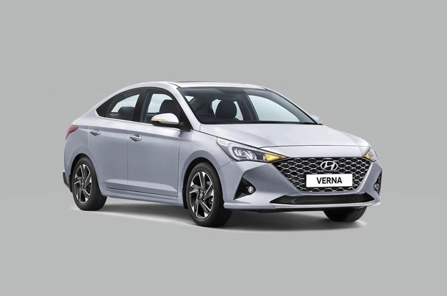 Hyundai Verna phiên bản mới giá chỉ từ 291 triệu