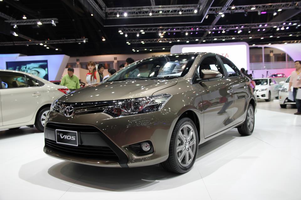 10 ô tô bán chạy nhất thị trường Việt Nam tháng 1/2018