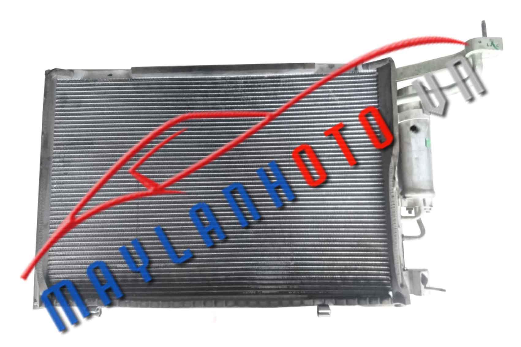 Ecosport / Dàn nóng điều hòa Ford Ecosport/ Giàn nóng điều hòa Ford Ecosport