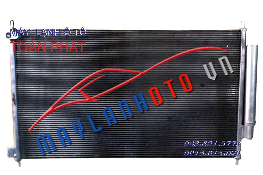 CRV 2014 phin rời / Giàn nóng điều hòa Honda CRV 2014 phin rời / Dàn nóng điều hòa Honda CRV 2014 phin rời