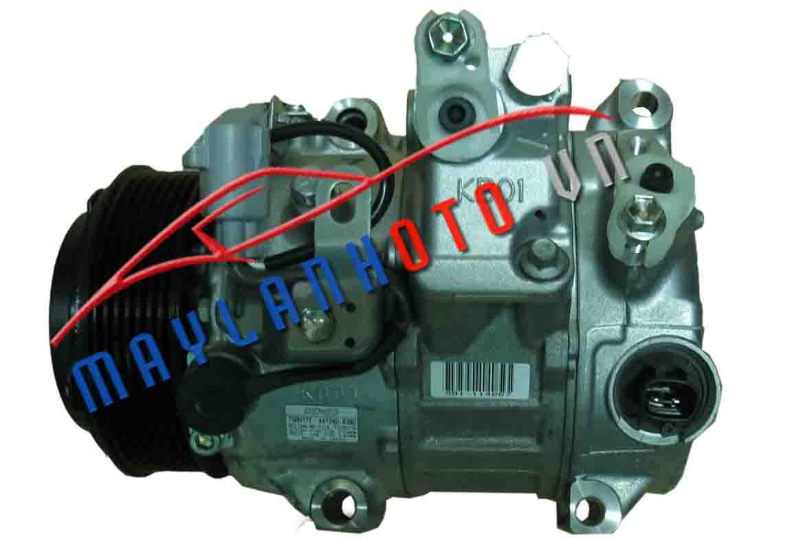 Lexus Es 350(RS 350) 3 rắc/ Máy nén khí điều hòa Lexus Es 350(RS 350) 3 rắc/ Lốc lạnh điều hòa Lexus Es 350(RS 350) 3 rắc