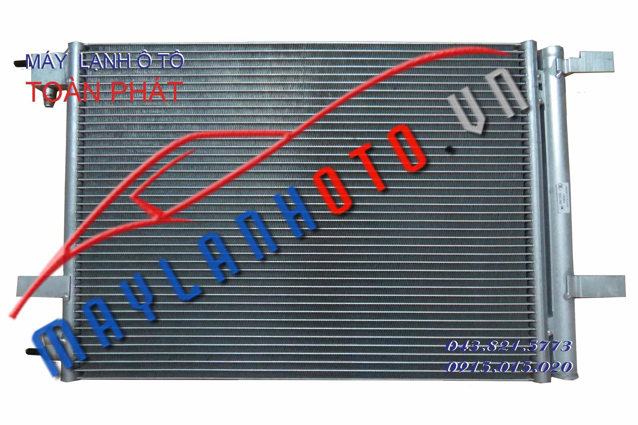 Lacetti CDX / Giàn nóng điều hòa Daewoo Lacetti CDX / Dàn nóng điều hòa Daewoo Lacetti CDX
