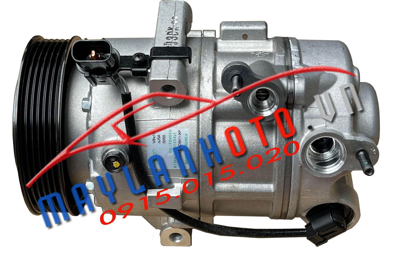 Sonata 2014/ Lốc lạnh điều hòa Huyndai Sonata 2014/ Máy nén khí điều hòa Huyndai Sonata 2014