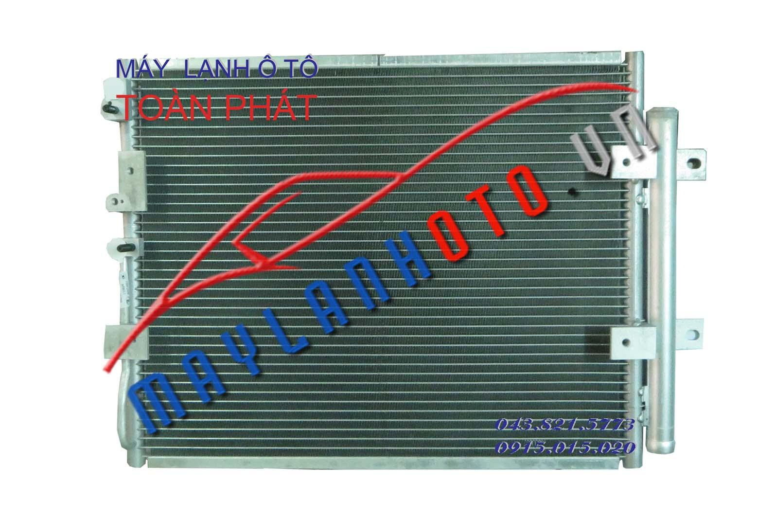 5 tấn phin liền / Giàn nóng điều hòa Hyundai 5 tấn / Dàn nóng điều hòa Hyundai 5 tấn