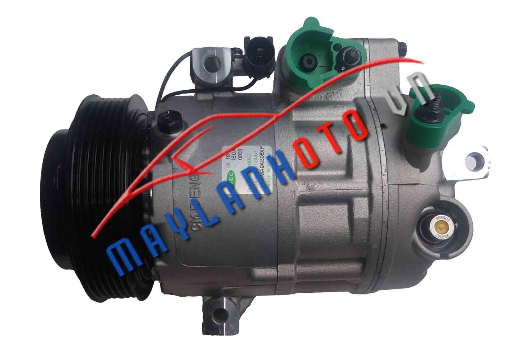 SantaFe SLX  / Máy nén khí điều hòa Hyundai Santafe SLX/ Lốc lạnh điều hòa Hyundai SantaFe SLX