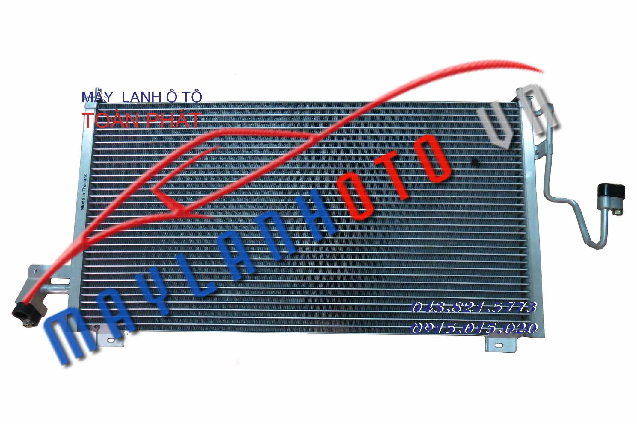 Laser 1.6 / Giàn nóng điều hòa Ford Laser 1.6 / Dàn nóng điều hòa Ford Laser 1.6