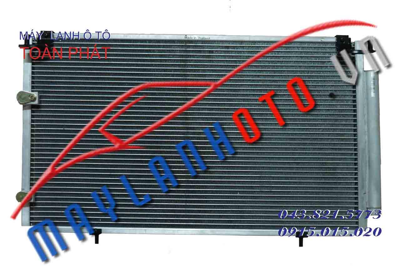 Camry 2.4- 2003 / Giàn nóng điều hòa Toyota Camry 2.4-2003