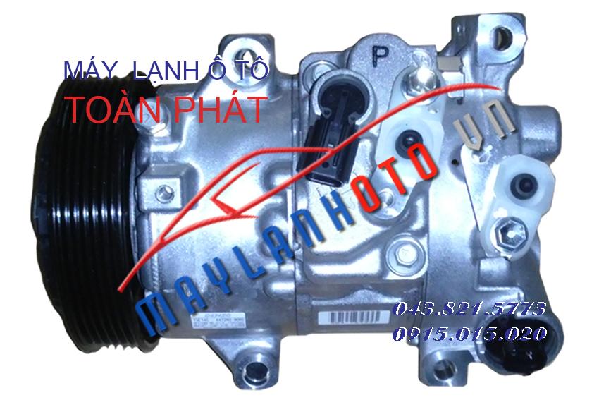 Altis 2012 / Lốc lạnh điều hòa Toyota Altis 2012