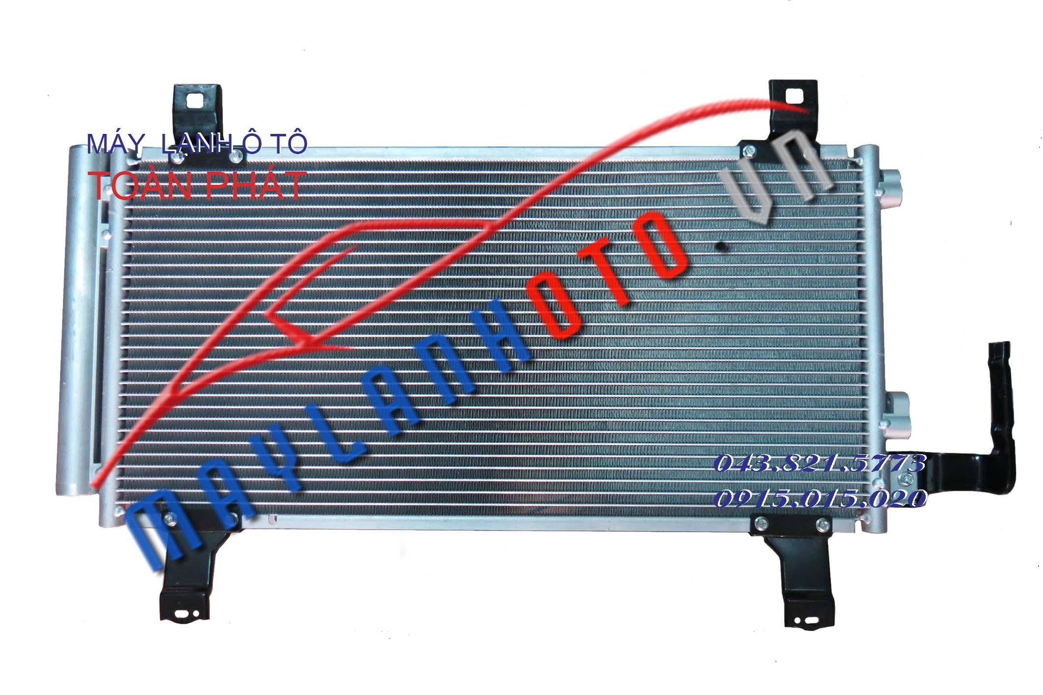 6 - 2003 / Giàn nóng điều hòa Mazda 6-2003 / Dàn nóng điều hòa Mazda 6-2003