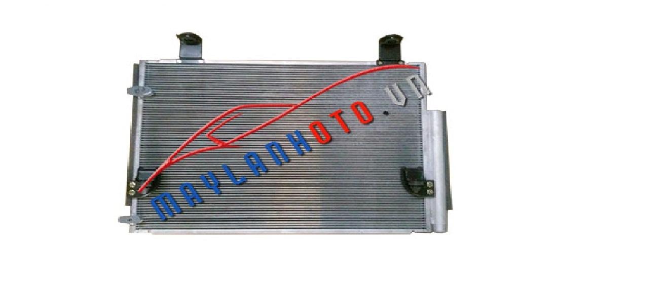 Hilux 2009 / Dàn nóng điều hòa Toyota Hilux 2009/ Giàn nóng điều hòa Toyota Hilux 2009