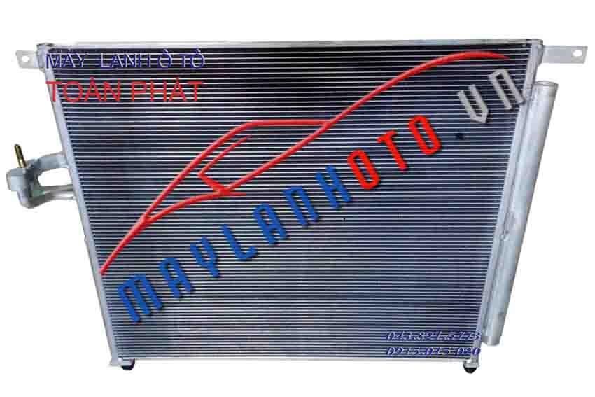 BT50 / Giàn nóng điều hòa Mazda BT50 / Dàn nóng điều hòa Mazda BT50