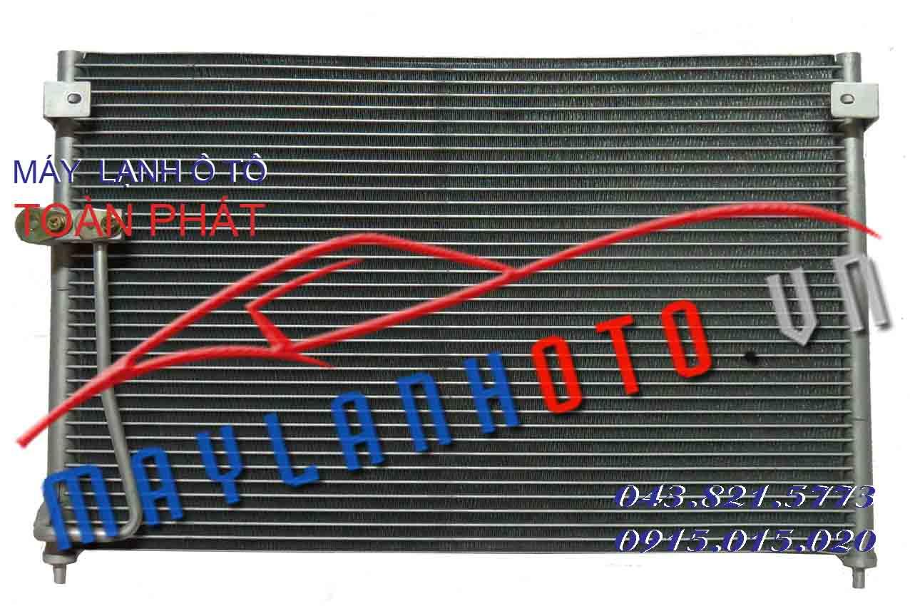 626 - 1998 / Giàn nóng điều hòa Mazda 626-1998 / Dàn nóng điều hòa Mazda 626-1998