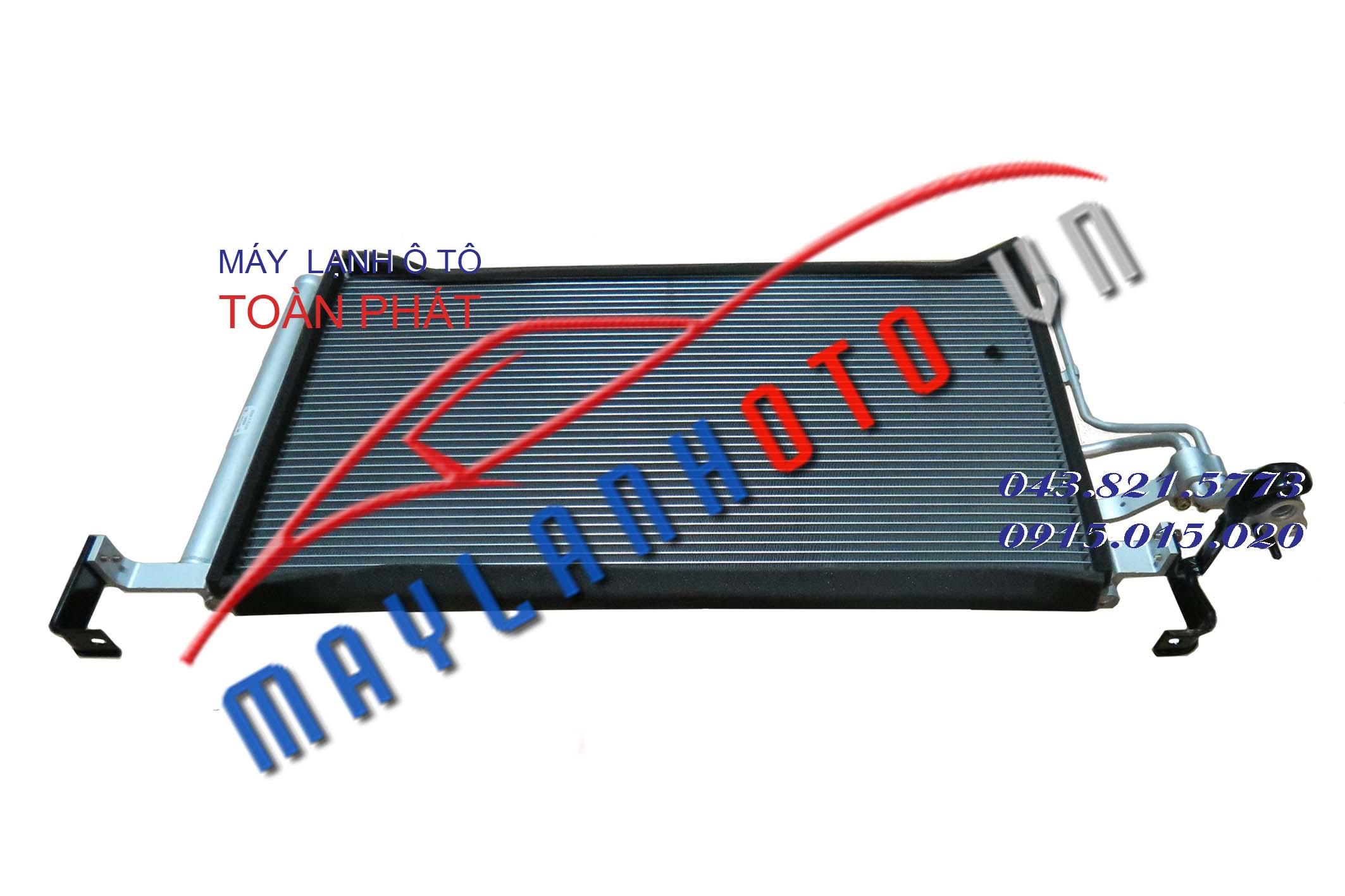 Grand Starex / Giàn nóng điều hòa Hyundai Grand Starex / Dàn nóng điều hòa Hyundai Grand Starex