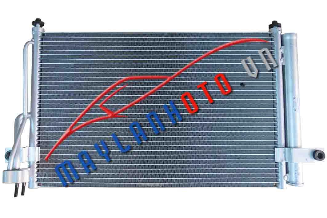Getz (phin liền) / Dàn nóng điều hòa Hyundai Getz/ Giàn nóng điều hòa Hyundai Getz