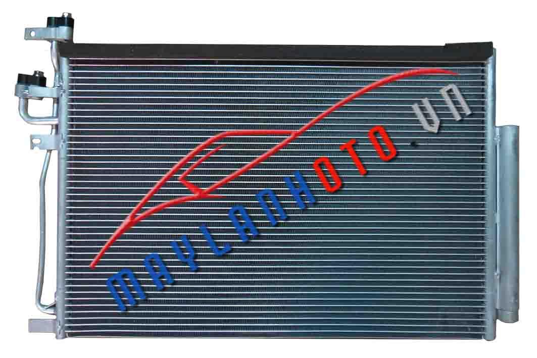 Captiva máy xăng  / Dàn nóng điều hòa Chevrolet Captiva máy xăng / Giàn nóng điều hòa Chevrolet Captiva máy xăng