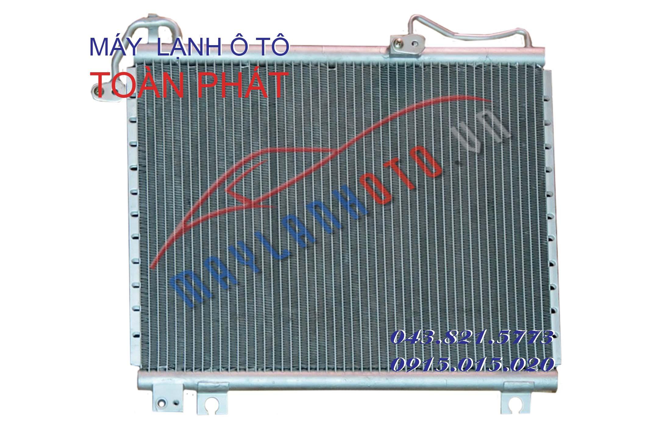 K2700 / Giàn nóng điều hòa Kia K2700 / Dàn nóng điều hòa Kia K2700