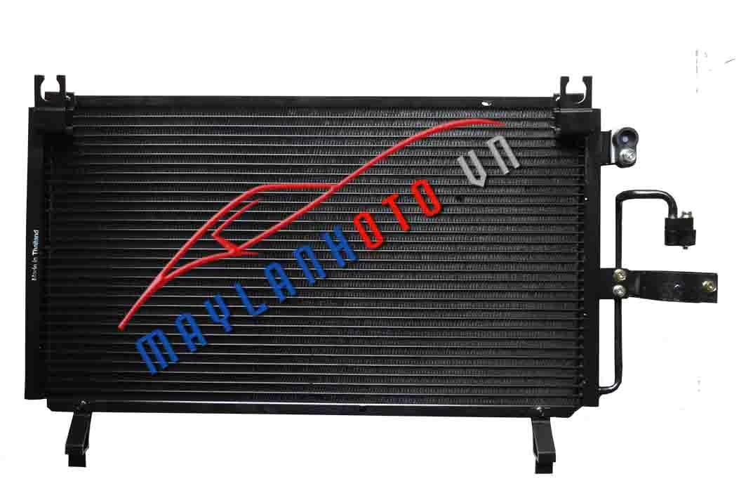 D - Max / Dàn nóng điều hòa Isuzu D-Max/ Giàn nóng điều hòa Isuzu D-Max