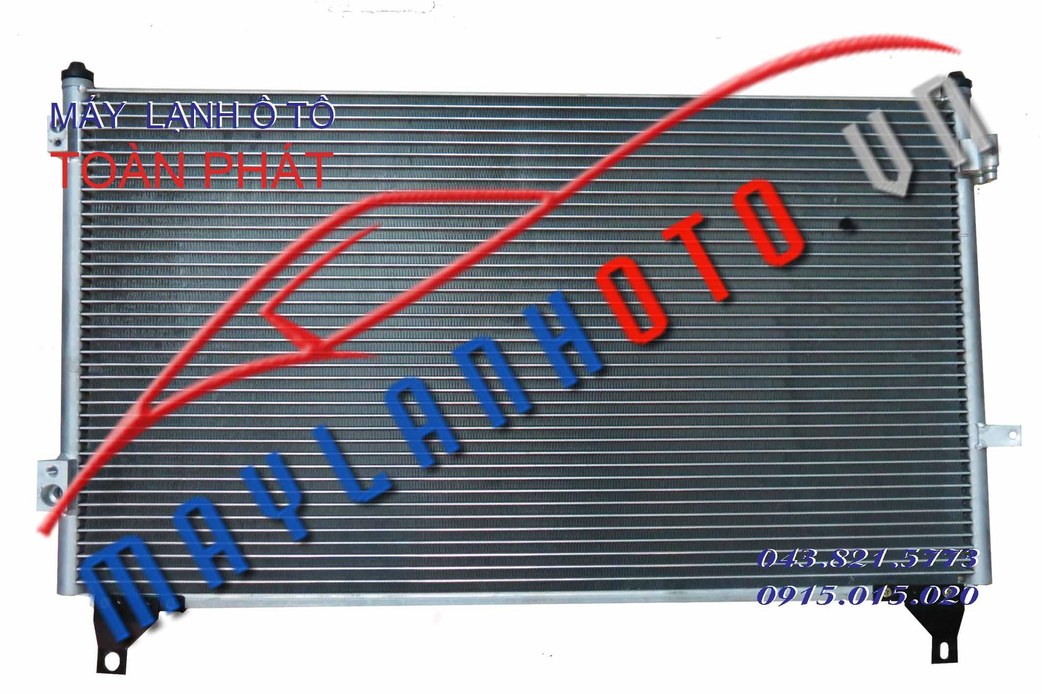 Zinger / Giàn nóng điều hòa Mitsubishi Zinger