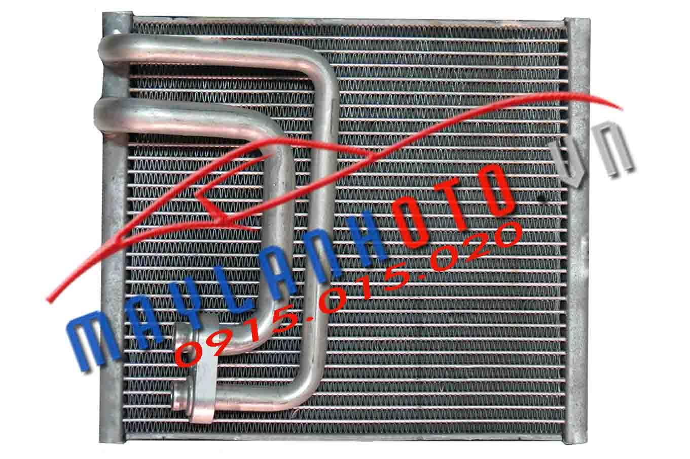 Hyundai Starex sau 08-17 / Dàn lạnh sau Hyundai Starex 2008-2017 / Giàn lạnh sau Hyundai Starex 2008-2017
