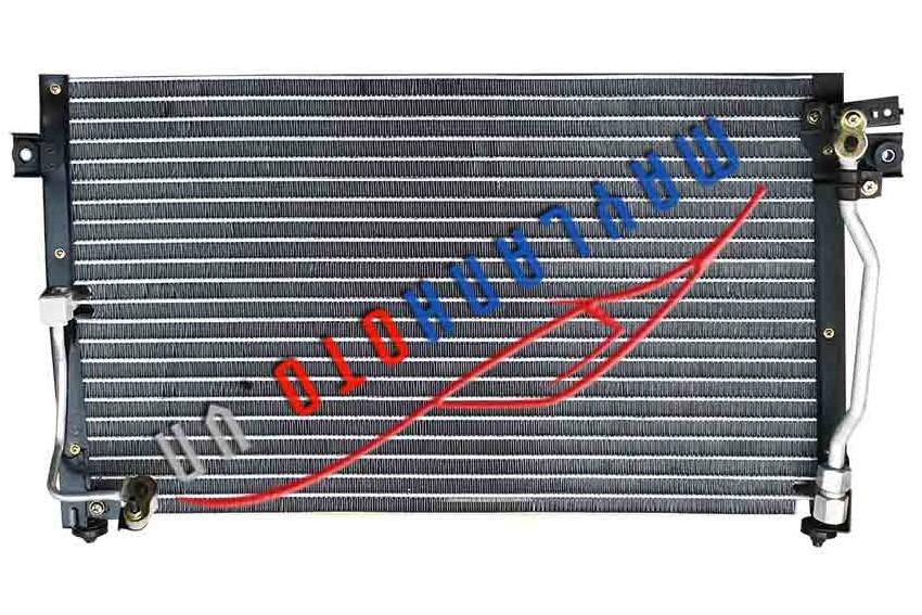 Pajero V33 / Dàn nóng điều hòa Mitsubishi Pajero V33/ Giàn nóng điều hòa Mitsubishi Pajero V33
