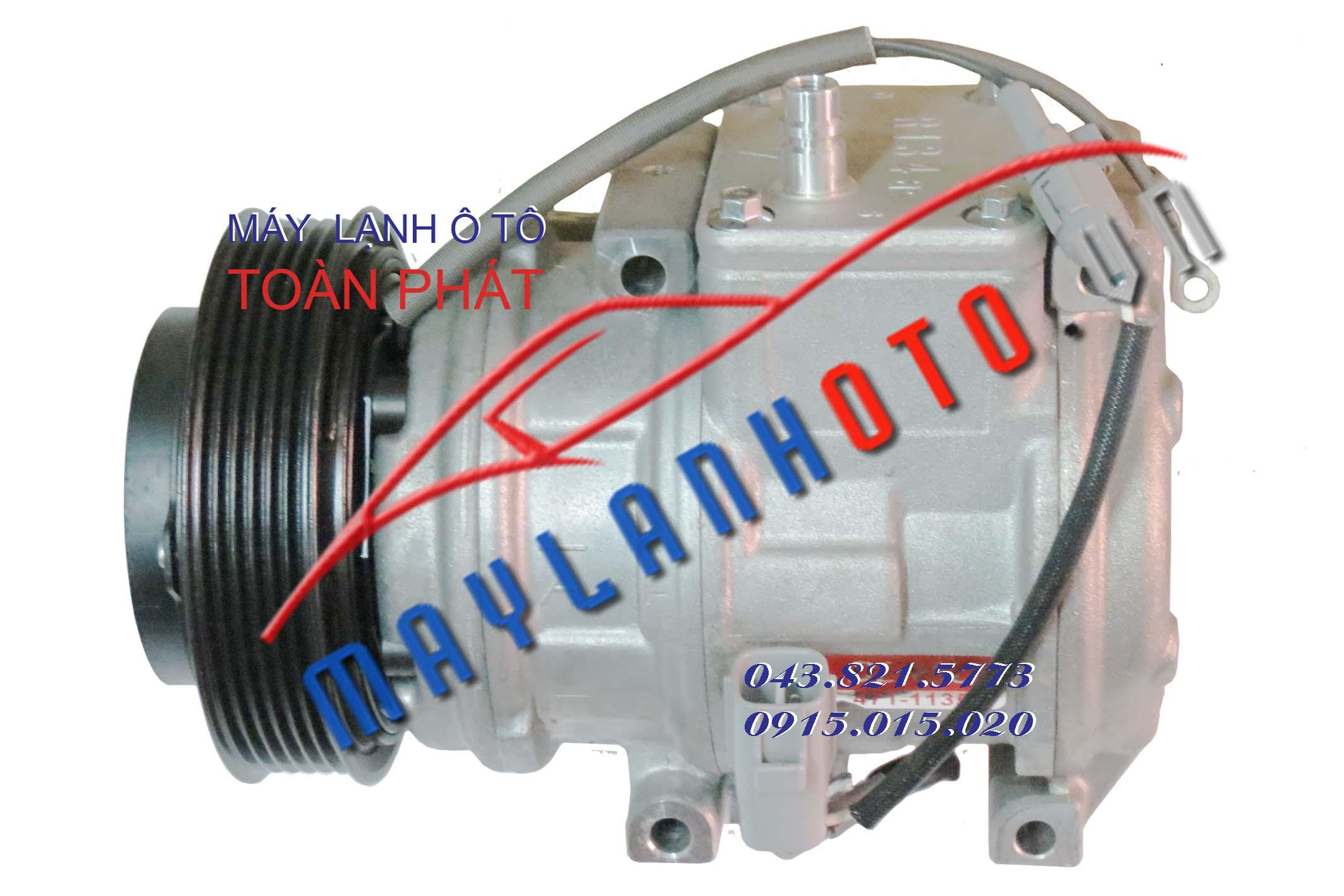 Camry 2.2 / Lốc lạnh điều hòa Toyota Camry 2.2