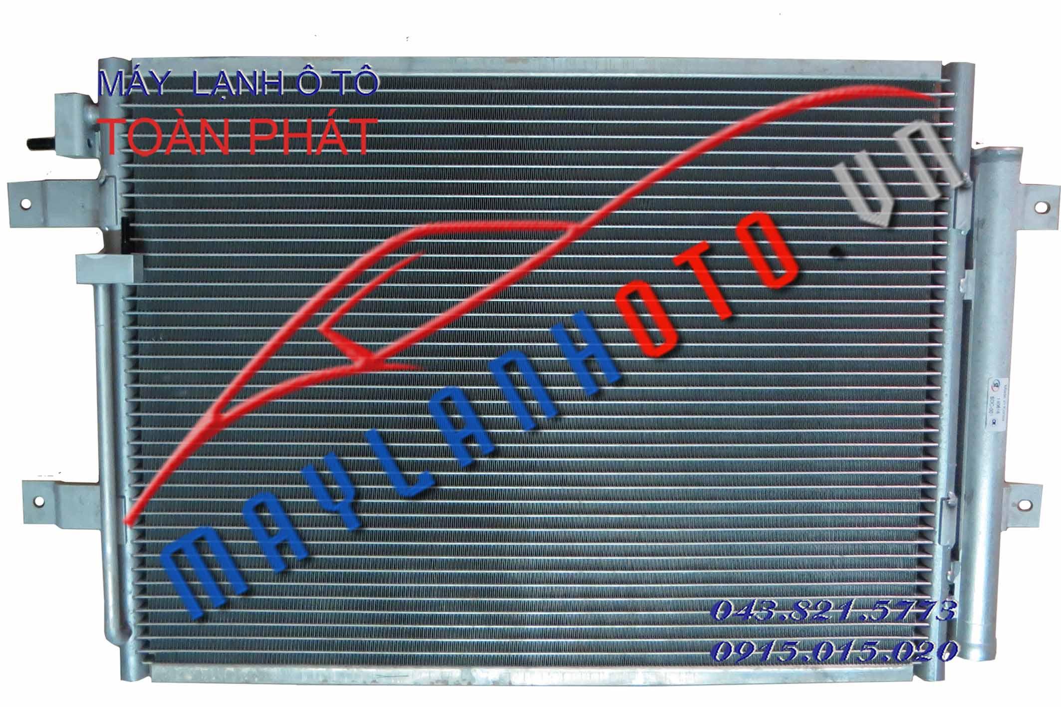 15-24 Tấn (mặt bích rời) / Giàn nóng điều hòa Hyundai 15-24 tấn / Dàn nóng điều hòa Hyundai 15-24 tấn