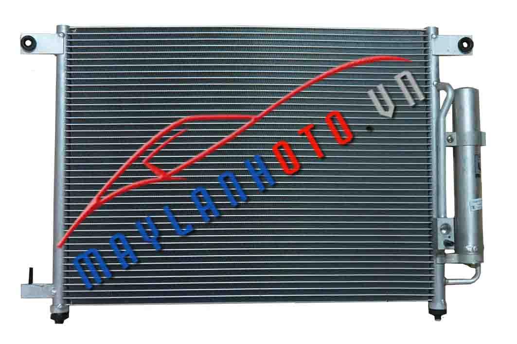 Gentra 1.5  / Dàn nóng điều hòa Daewoo Gentra 1.5/ Giàn nóng điều hòa Daewoo Gentra 1.5