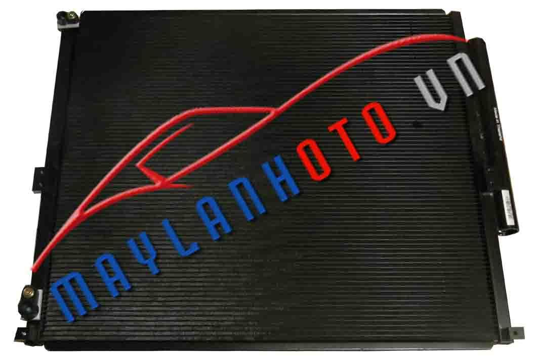 Land Cruiser Prado 2008 / Giàn nóng điều hòa Toyota LandCruiser Prado 2008/ Dàn nóng điều hòa Toyota LandCruiser Prado 2008