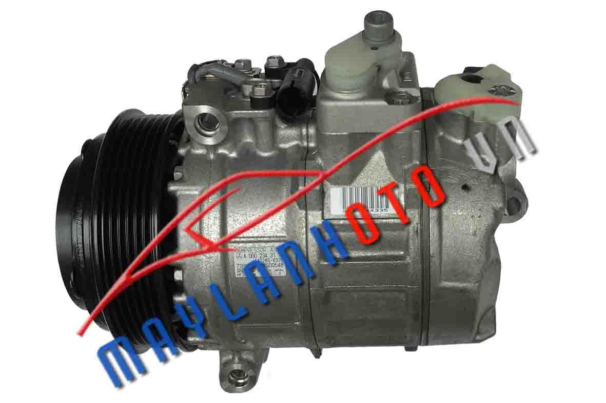 Sprinter / Máy nén khí Mercedes Sprinter/ Lốc lạnh điều hòa Mercedes Sprinter
