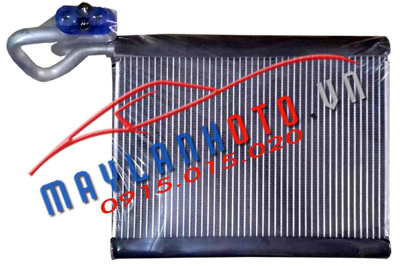 BMW X5 2007 / Dàn lạnh BMW X5 2007 / Giàn lạnh BMW X5 2007