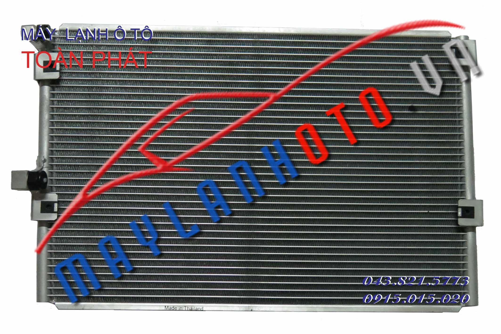 Zace 1.8 / Giàn nóng điều hòa Toyota Zace 1.8