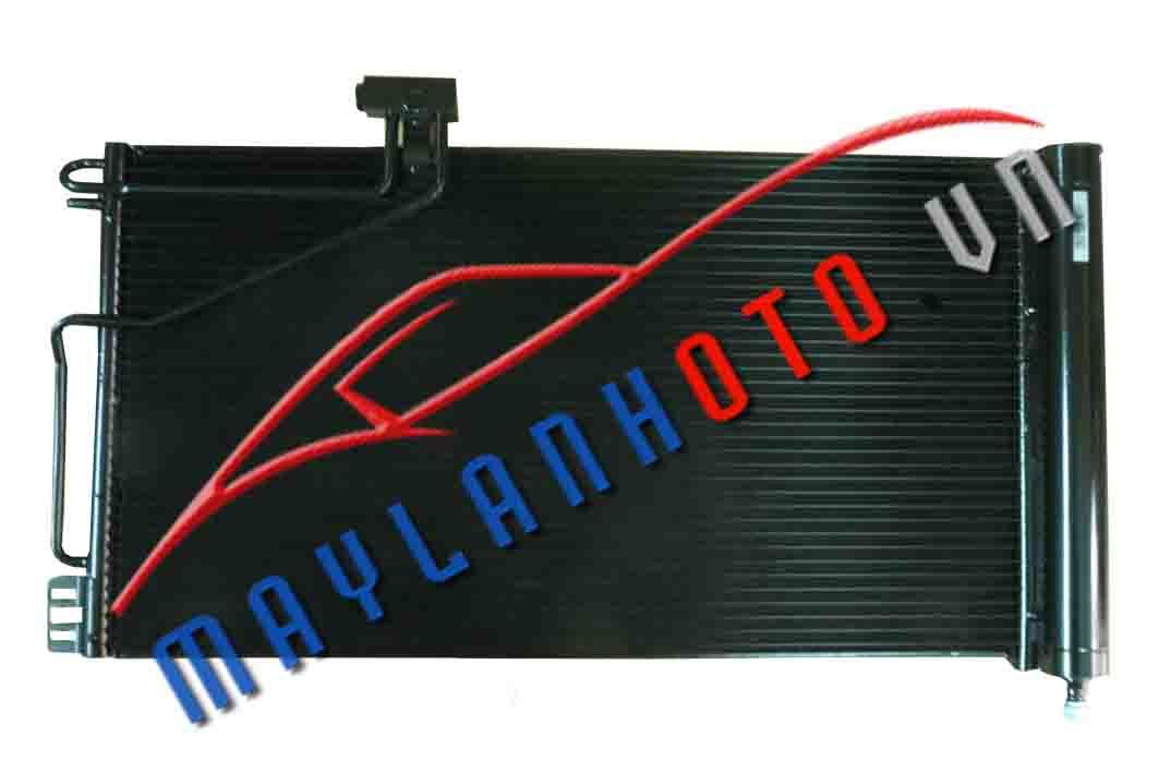 C180 phin liền / Giàn nóng điều hòa Mercedes C180 / Dàn nóng điều hòa Mercedes C180