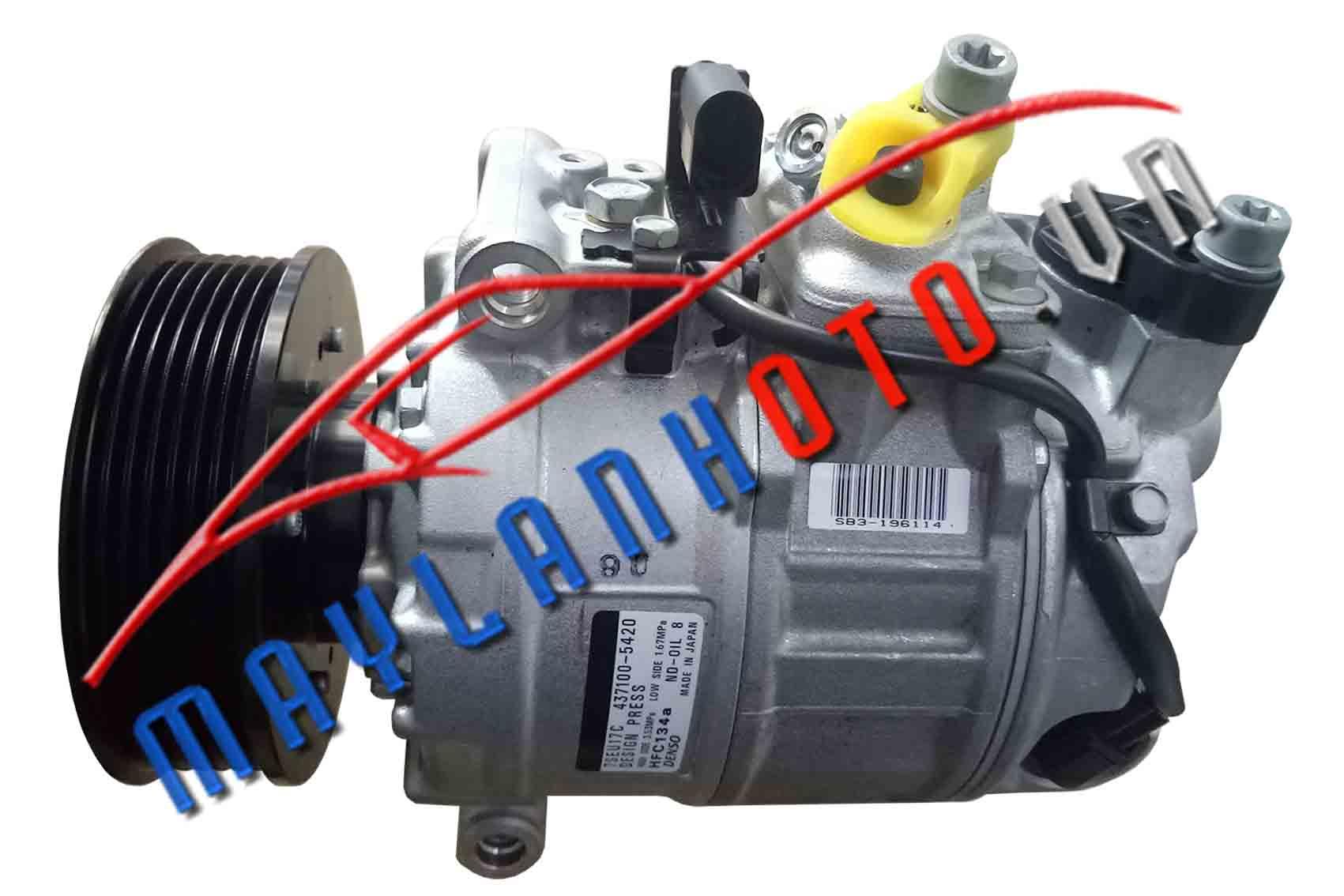 Q7 / Lốc lạnh điều hòa Audi Q7 / Máy nén khí điều hòa Audi Q7