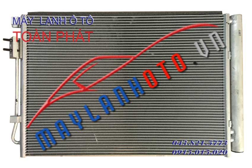Grand i10 / Giàn nóng điều hòa Hyundai Grand i10 / Dàn nóng điều hòa Hyndai Grand i10