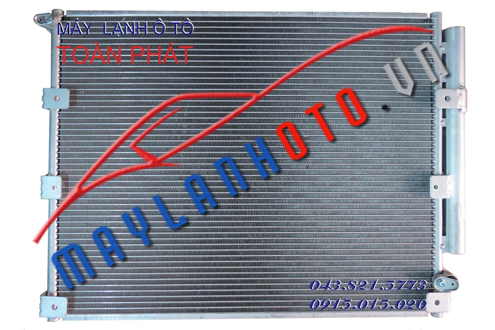 LandCruiser Prado 2006 / Giàn nóng điều hòa Toyota LandCruiser Prado 2006