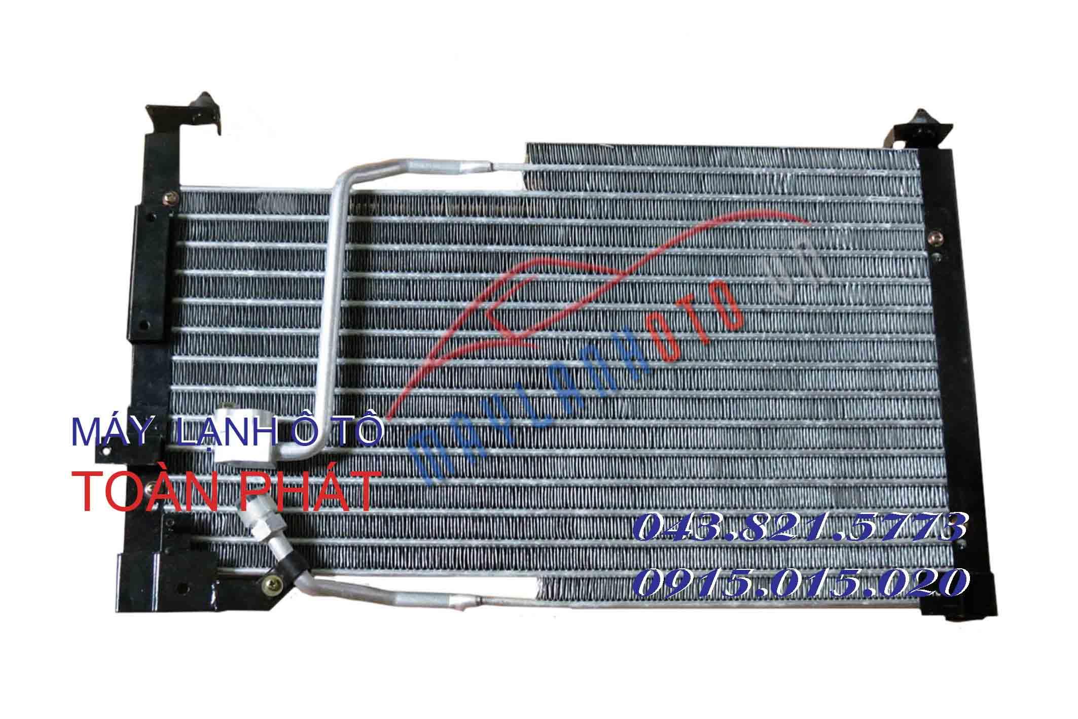 323 - 1994  / Dàn nóng điều hòa Mazda 323-1994/ Giàn nóng điều hòa Mazda 323-1994