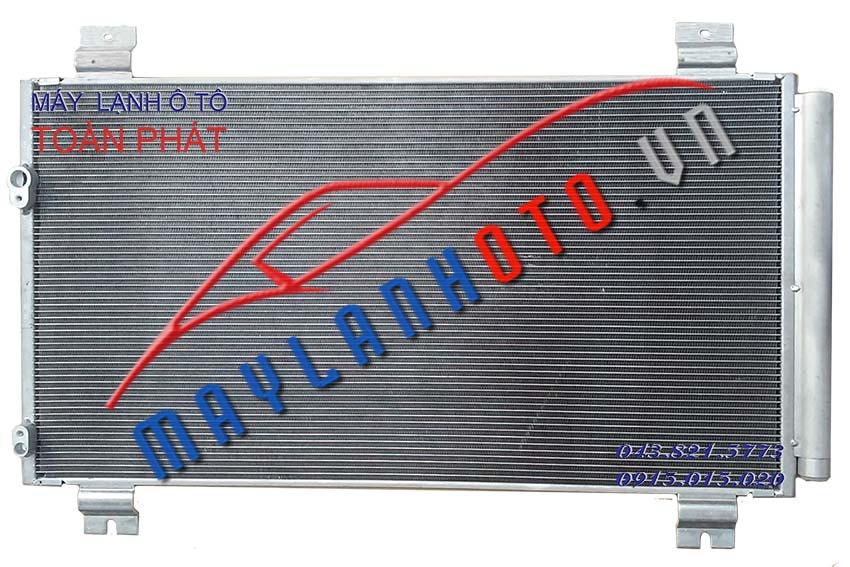 Grandis / Giàn nóng điều hòa Mitsubishi Grandis