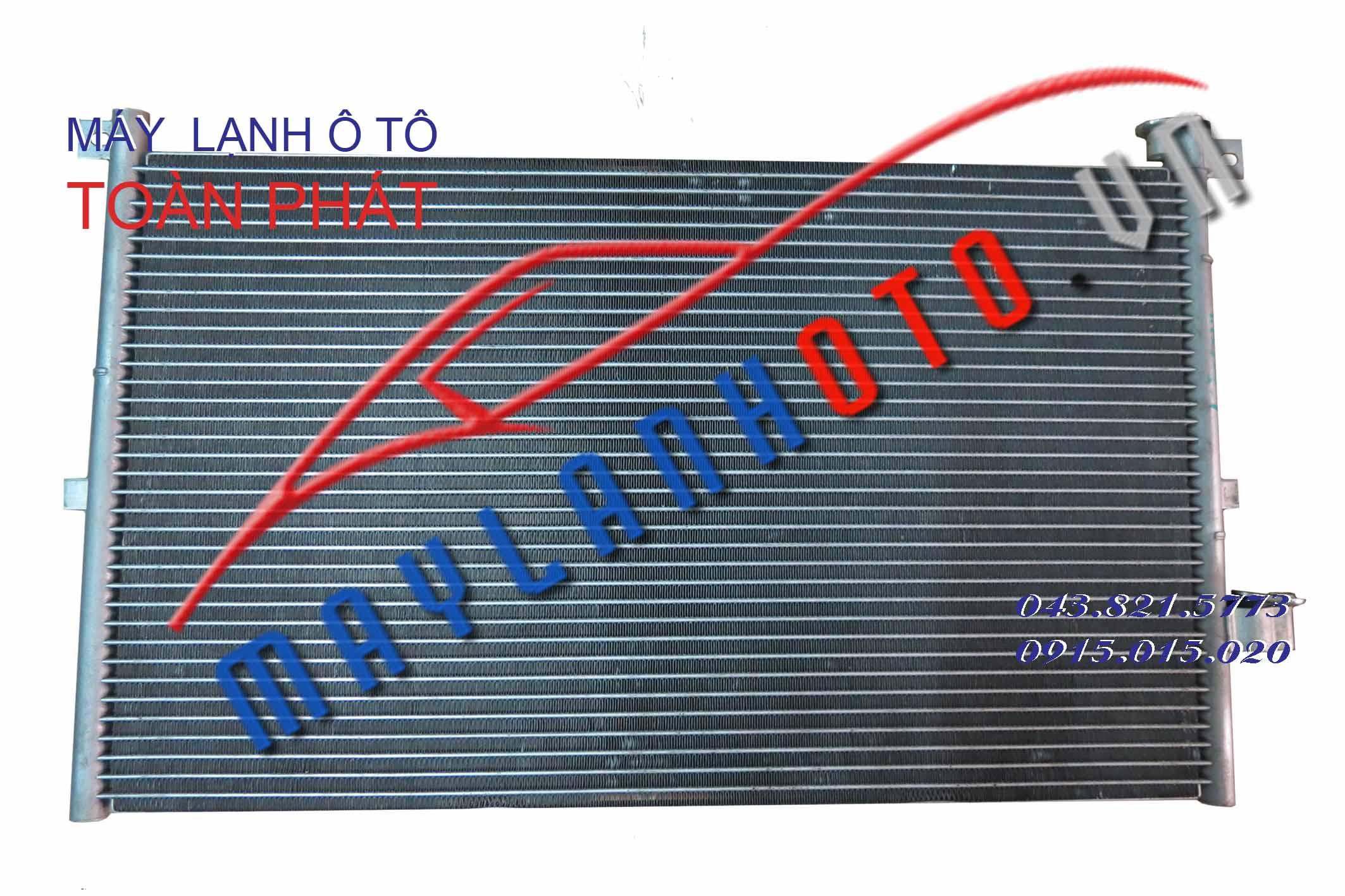 Mondeo 2.0 / Giàn nóng điều hòa Ford Mondeo 2.0 / Dàn nóng điều hòa Ford Mondeo 2.0