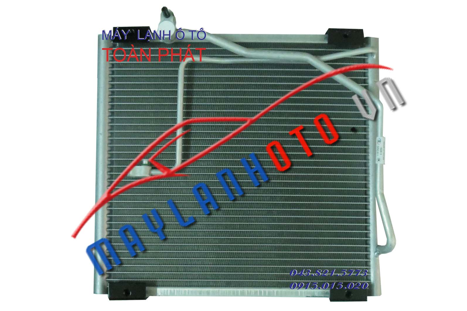 15T (dàn phụ)  / Giàn nóng điều hòa Daewoo 15T / Dàn nóng điều hòa Daewoo 15T