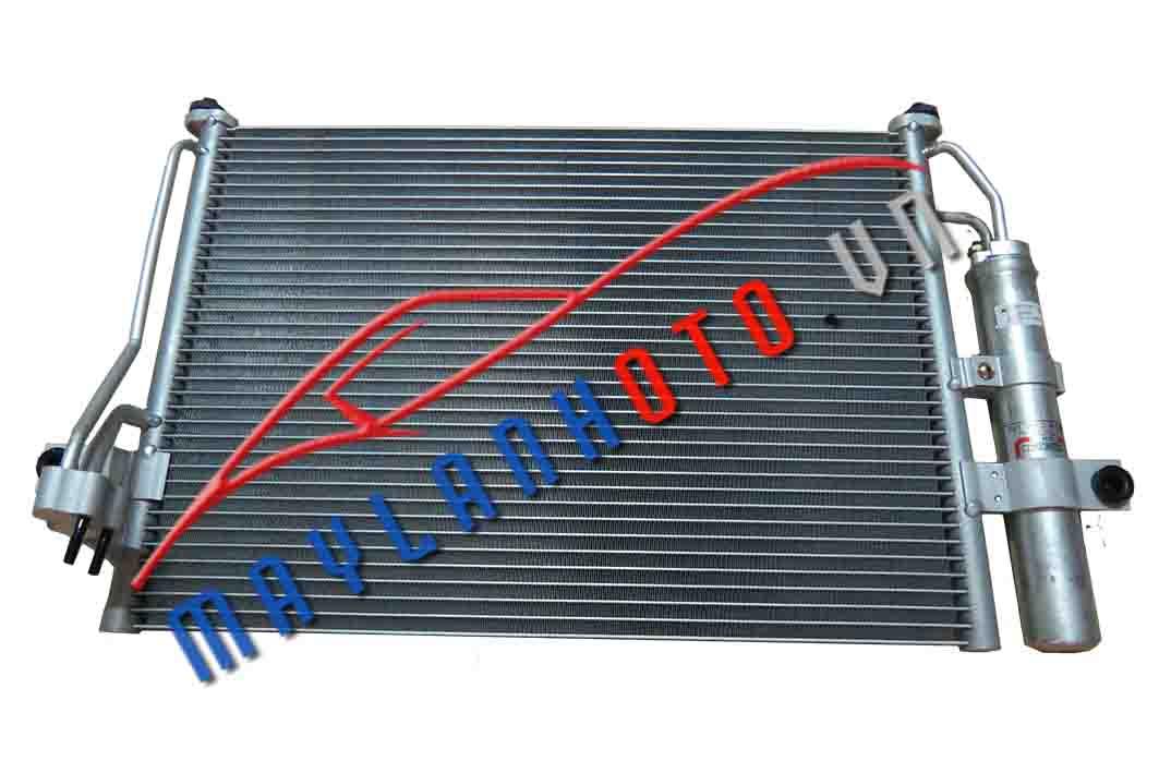 Getz (phin rời)  / Dàn nóng điều hòa Hyundai Getz/ Giàn nóng điều hòa Hyundai Getz