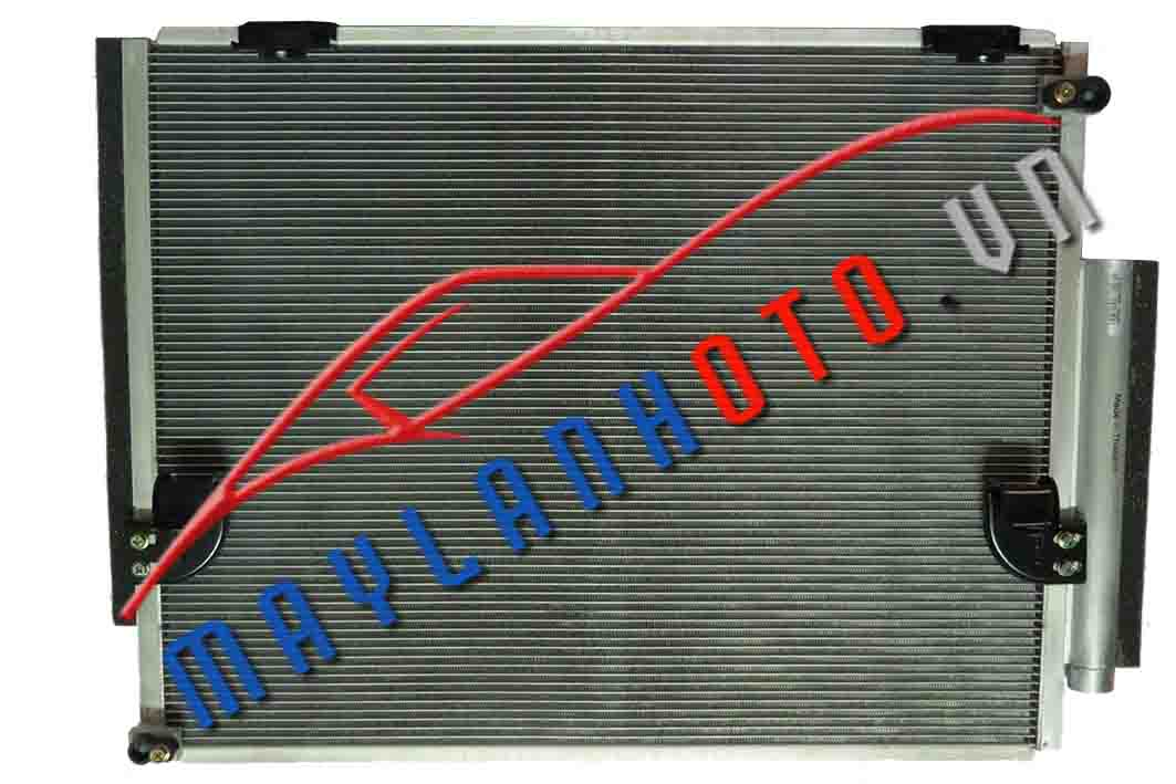 Innova / Giàn nóng điều hòa Toyota Innova/ Dàn nóng điều hòa Toyota Innova