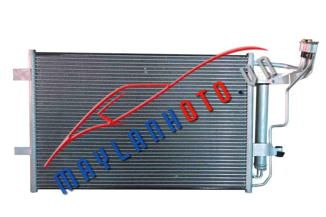 3 - 2010 / Dàn nóng điều hòa Mazda 3-2010/ Giàn nóng điều hòa Mazda 3-2010