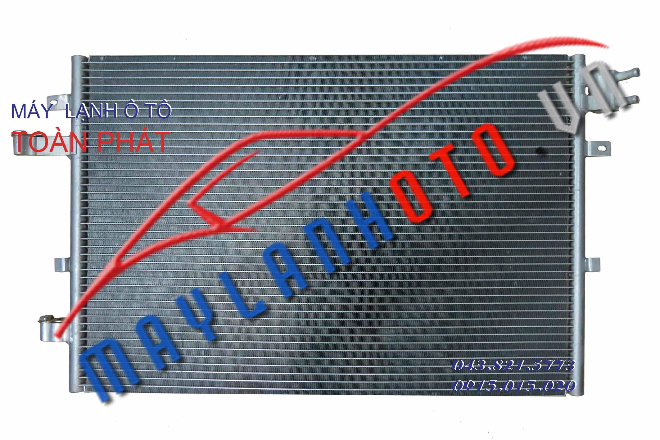 Mondeo 2.5 / Giàn nóng điều hòa Ford Mondeo 2.5 / Dàn nóng điều hòa Ford Mondeo 2.5