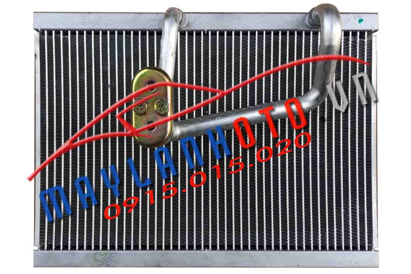 Hyundai Trago Xcient 15-24T / Dàn lạnh Hyundai Trago Xcient 15-24 tấn / Giàn lạnh Hyundai Trago Xcient 15-24 tấn