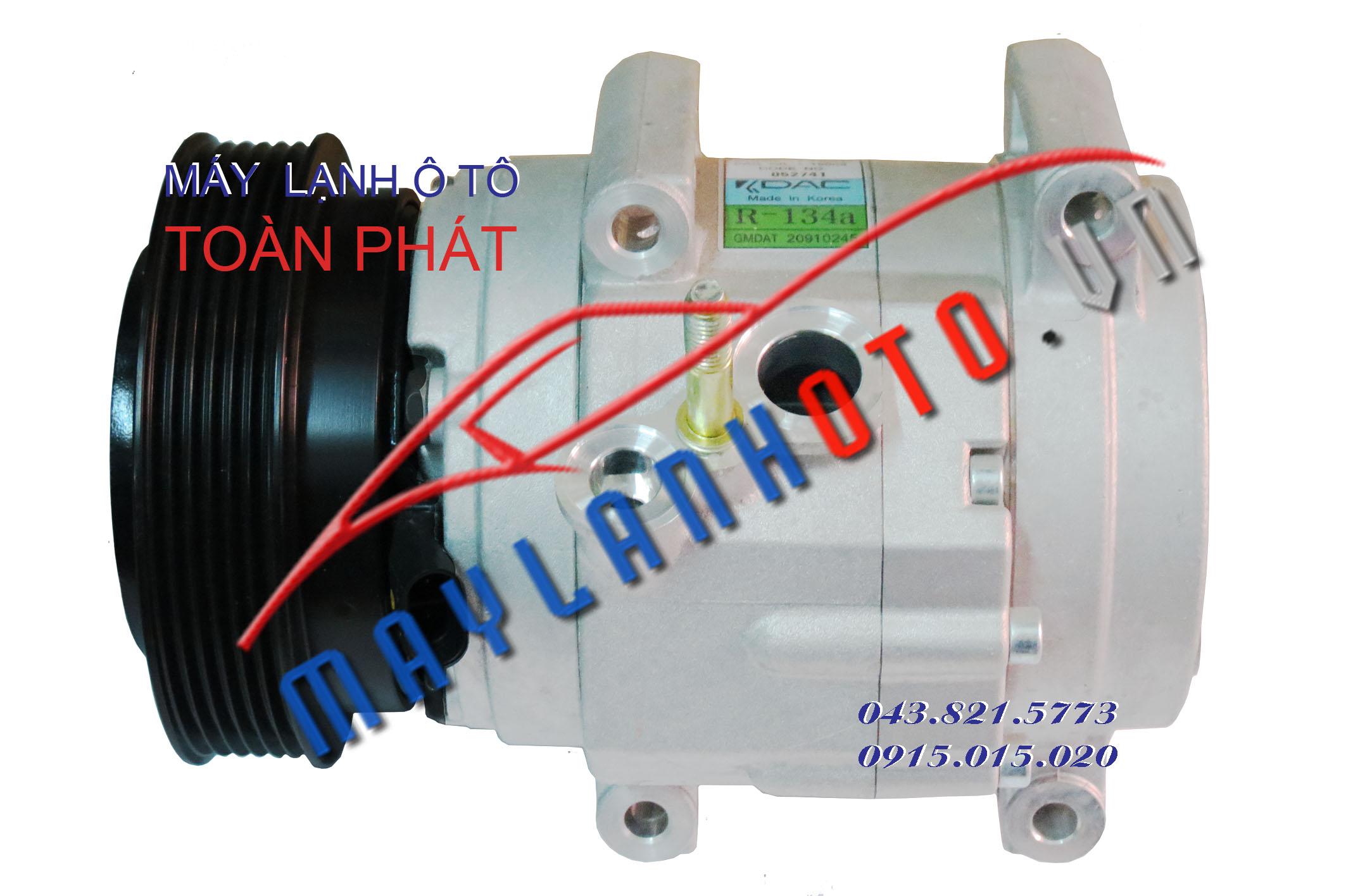 Captiva máy dầu / Lốc lạnh điều hòa Daewoo Captiva máy dầu / Máy nén khí điều hòa Daewoo Captiva máy dầu