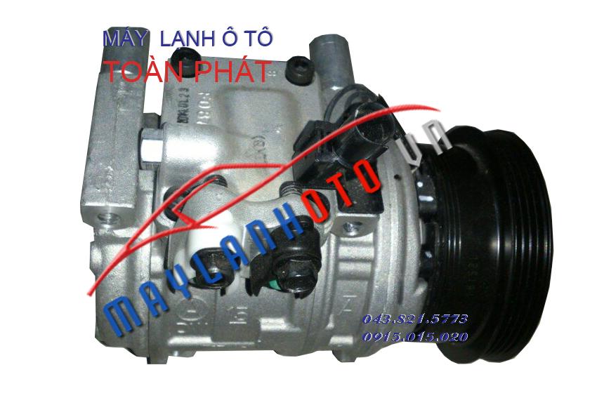 Getz 1.4 / Lốc lạnh điều hòa Hyundai Getz 1.4 / Máy nén khí điều hòa Hyundai Getz 1.4