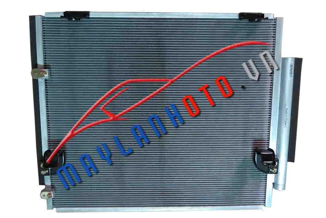 Fortuner (máy dầu) / Giàn nóng điều hòa Toyota Fortuner/ Dàn nóng điều hòa Toyota Fortuner