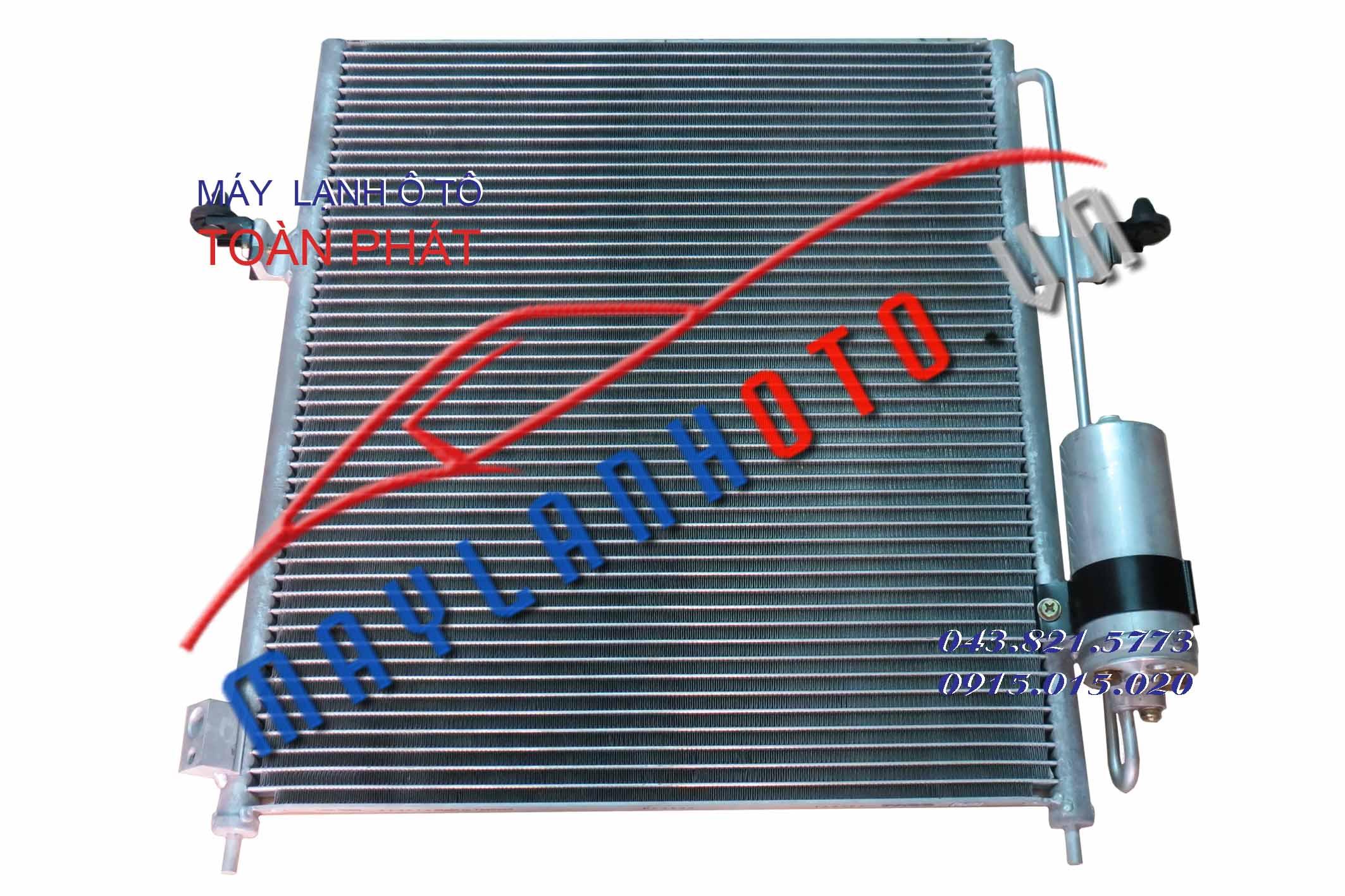 Triton / Giàn nóng điều hòa Mitsubishi Triton